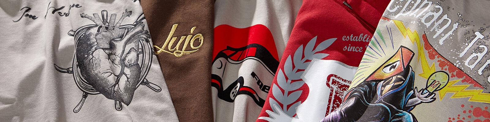 Bedruckung von Textilien Bremen, T-Shirts besticken