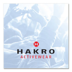 Bedruckte Event Textilien von Hakro